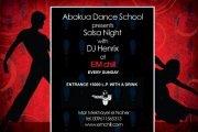 Salsa Night @ EM Chill, every Sunday