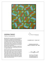 Gebran Tarazi art exhibition - Twelve Seasons