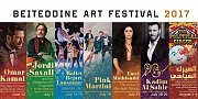 Beiteddine International Art Festival 2017 - Full program