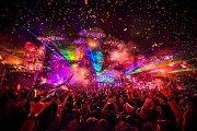 Tomorrowland party in Lebanon