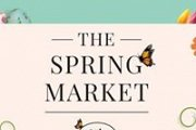 The Spring Market at The Village Dbayeh
