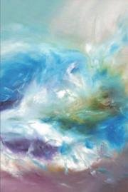"""""""WHIRLING' Painting exhibition by Jana Eid"""