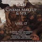 Learn Cinema Make Up and SFX