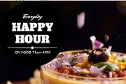 Happy Hour on Food & Drinks at Bareo Badaro!