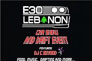 E30Lebanon Car Show and Drift Event. Live DJ and More. Everyone is invited