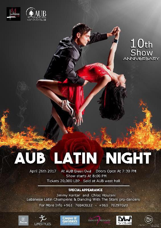 Latino eine nacht aus
