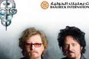 TOTO Concert  in Lebanon - Part of Baalbeck International Festival 2017