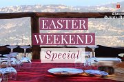Open Wine & Food Easter Weekend Special at Château Sainte-Andrée