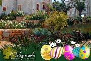 Easter Egg Hunt at Le Télégraphe de Belle-Vue