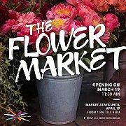 Flower Market at Beirut Souks