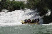 Rafting in Assi River with Adventures in Lebanon