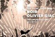 Noir Music Beirut: Noir / Olivier Giacomotto