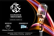 Karaoke Night at Jawna Cafe