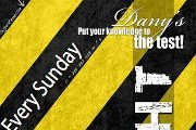 Quiz Night Every Sunday at Dany's Underground