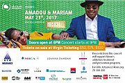Amadou & Mariam Live At MusicHall Waterfront