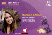 Mayssa Karaa at Zouk Mikhael International Festival 2017