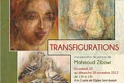 Transfigurations - Exposition de Mahmoud ZIBAWI