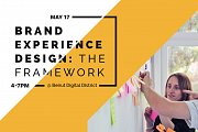 Brand Experience Design: The Framework