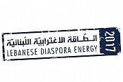 Lebanese Diaspora Energy 2017 - LDE