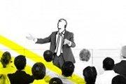 Acting Training for Presentation Skills