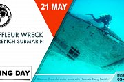 Souffleur Wreck_Diving Day with NARCOSIS Diving Facility