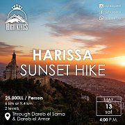 Harissa Sunset Hike by HighKings961