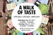 A Walk Of Taste