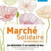 Marché Solidaire Printemps 2017
