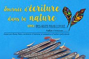 Journée d'écriture Dans la Nature