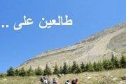 Sannine here we come - Hiking with Baldati