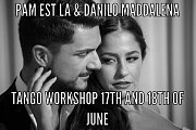Tango Workshop with Pam est la & Danilo Maddalena