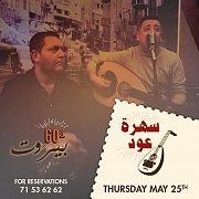 Oud Night at 60's Beirut