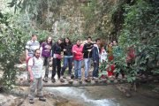 Amazing trip to wadi naher 2el barouk with Hikingo