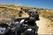 ATV Trip Faraya to Chabrouh Dam by Ghaith Adventure