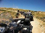 ATV Trip Faraya to Chabrouh Dam by Ghaith Adventure
