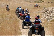 ATV & Overnight in the Cedars