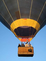 Hot Air Ballooning with Ghaith Adventure