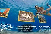 Opening of An Underwater Exhibition