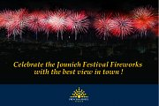 Jounieh Fireworks Festival live from Princessa Hotel