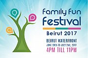 Beirut Family Fun Festival - 2nd edition 2017