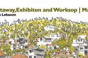 Sketching Getaway, Exhibition and Workshop | Maasser El Chouf