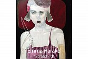 Scratched - Painting Exhibition by Emma Harake