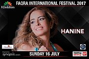Hanine Live in Concert at Faqra Festival 2017