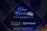 Blue Mania at Madame Bleu