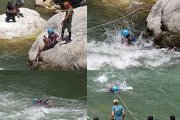 River Crossing in the Chouf