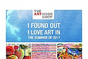 I FOUND OUT I LOVE ART IN THE SUMMER OF 2017
