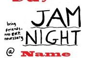Sunday Jam Nights at Name this Bar