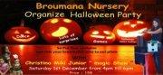 Halloween at Broumana Nursery wth the magic show of Christina Miki Junior
