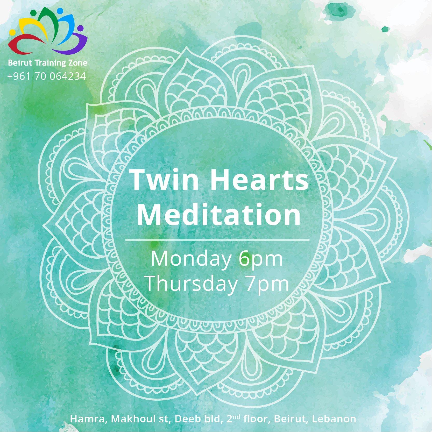 Twin Hearts Meditation « Lebtivity