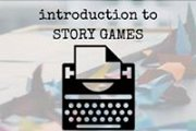 Open House: STORY GAMES ages 8 - 11